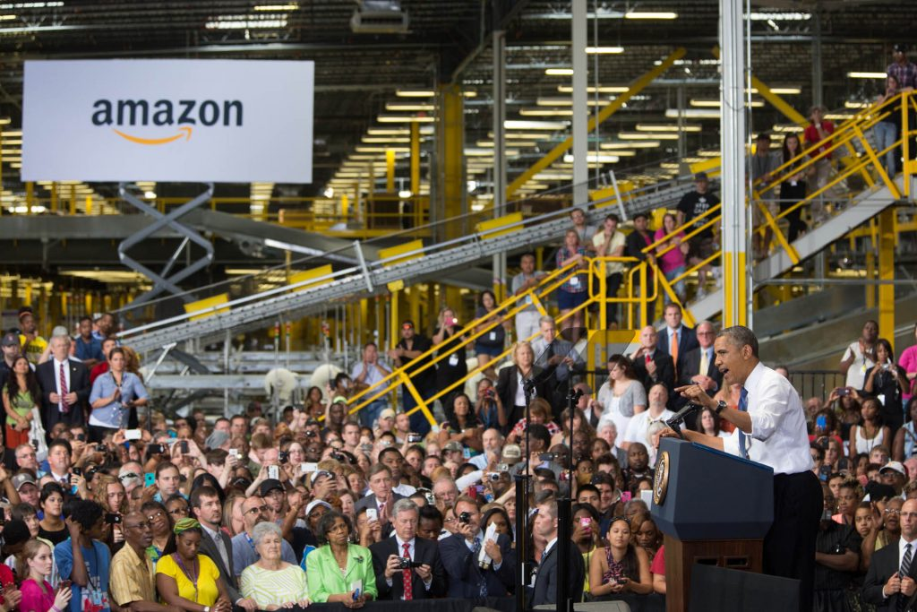 Amazon Q1 Profit increase